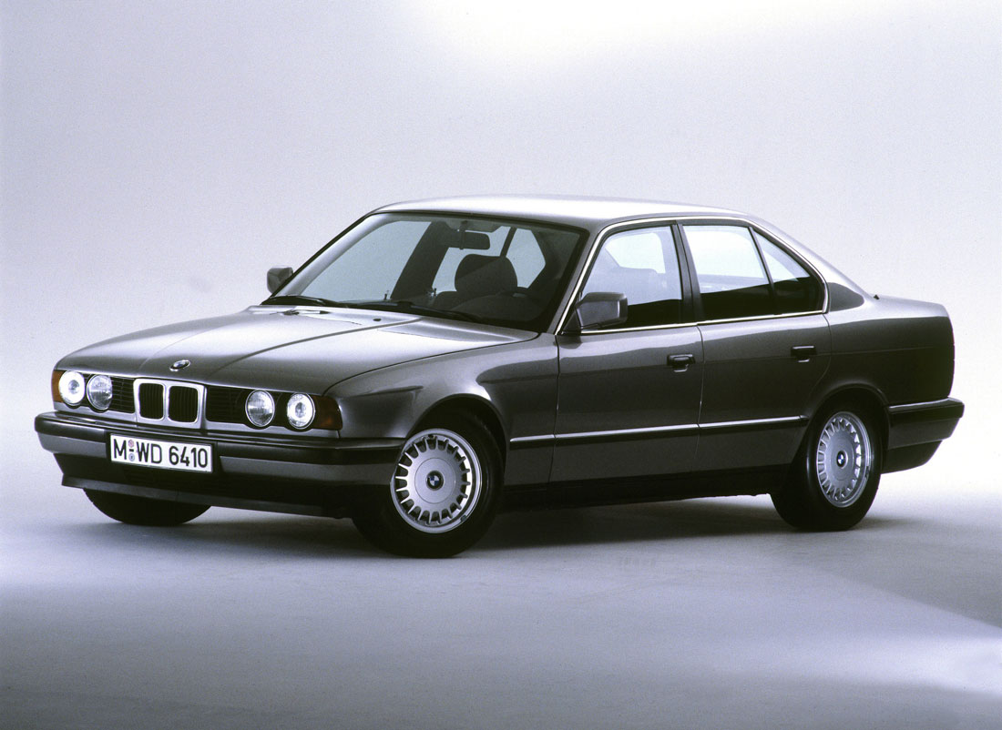 Bmw 520 Technology Matters